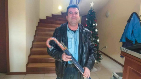 Слушателят ни Георги Ингилизов спечели чадъра на БНР Бургас миналата седмица.