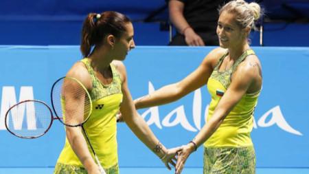Стоеви записаха втора победа на откритото първенство на Китай.