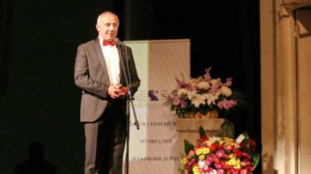 Станислав Почекански откри церемонията