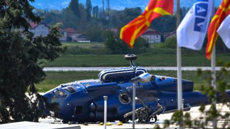 Полицейски хеликоптер М-17
