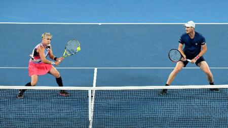 Ще се обединят ли мъжкия и женския тенис в един отбор?
