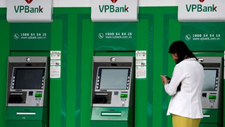 Банкомати в Ханой