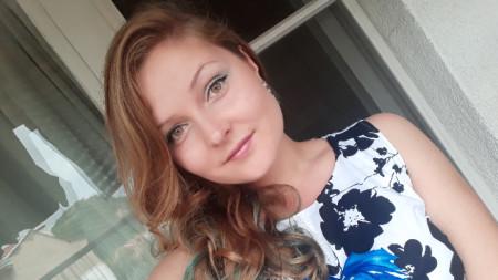 Татяна Лютакова, отличничка от Факултета по дентална медицина в МУ Пловдив