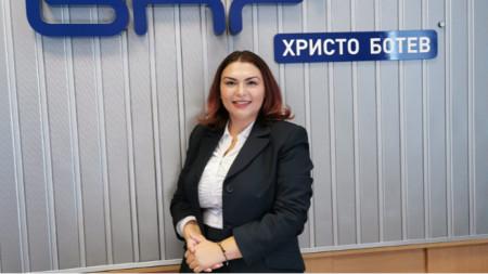 """Анна-Мария Етова, учител в ЧСУ """"Св. Георги"""", София"""