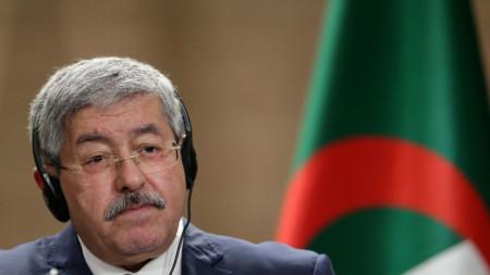 Бившият премиер на Алжир Ахмед Уяхия