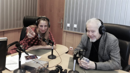 Мария Мира Христова и Емил Вълев