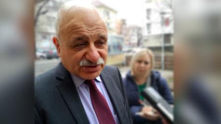 Заместник-министър проф. Николай Проданов