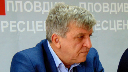 Манол Генов, депутат от БСП