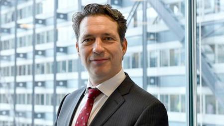 Марк Дейвис, нов регионален директор на ЕБВР за Румъния и България
