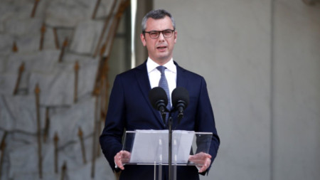 Генералния секретар на Елисейския дворец Алекси Колер представи новото френско правителство