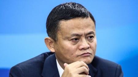 Джак Ма, основател на Alibaba Group