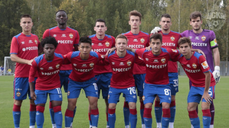 Отборът на ЦСКА (Москва)