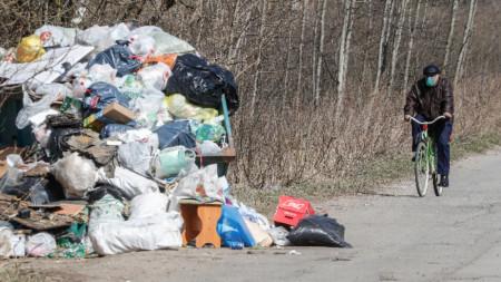 Раменское, Московска област, 9 април 2020 г.