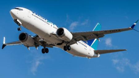 "Самолет ""Боинг 737 МАКС """