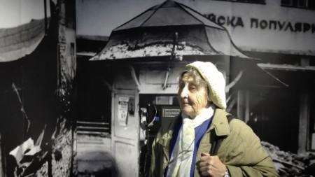 Людмила Николова, преживяла Втората световна война
