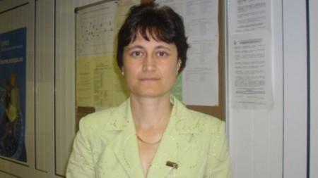 Станислава Поповска сяда на стола на водещата Елеонора Тахова в рубриката