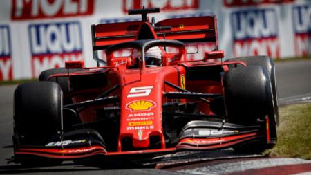 Себастиан Фетел може да напусне Ферари