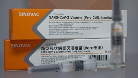Прототипът на ваксина срещу Covid-19 на китайска компания. Снимката е илюстративна