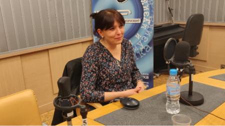 Д-р Анелия Симеонова - невролог и специалист по съня.