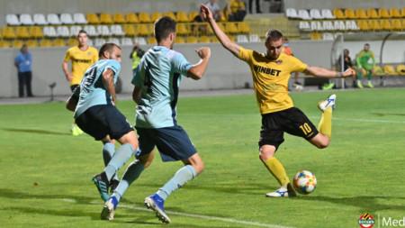 Ботев победи Дунав с 3:1