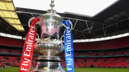 Грандовете Манчестър Юнайтед и Ливърпул ще мерят сили в четвъртия кръг за ФА Къп