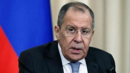 Сергей Лавров, външен министър на Русия