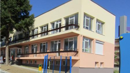Дневен център - Велики Преслав