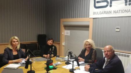 Даниела Седмакова, Мирослава Мирчева, Анелия Торошанова, Захари Генов