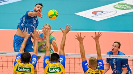 Цветан Соколов наниза 21 точки.