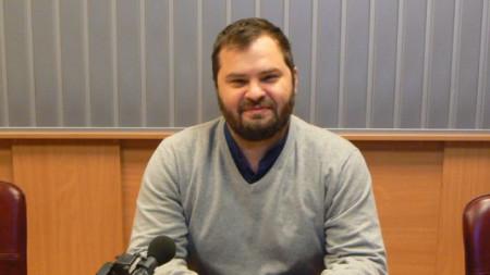 Александър Димитров от УНСС