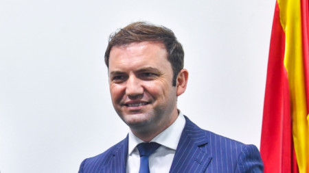 Foreign Minister of North Macedonia
