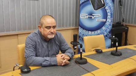 Стефан Чайков