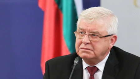 Bulgaria's Minister of Health Kiril Ananiev
