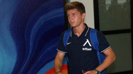 Атанас Кабов ще играе във Витоша.