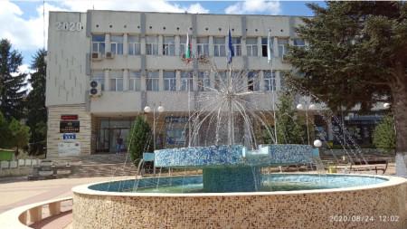 Община Каолиново