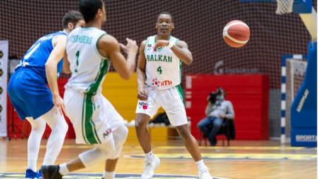 Балкан е на полуфинал за Купата по баскетбол