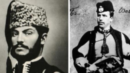 Хаджи Димитър и Стефан Караджа
