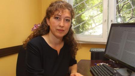 """Програмният директор на """"Прозрачност без граници"""" Ваня Нушева"""