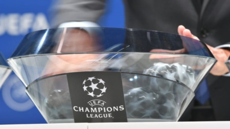 Жребият за груповата фаза на Шампионската лига е на 1 октомври.