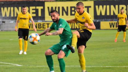 Ботев (Враца) с изненадваща победа в Пловдив