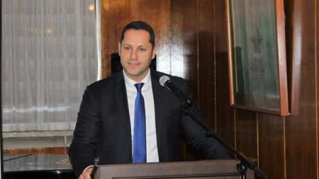Ish Zv. Ministri i ekonomisë Aleksandër Manolev