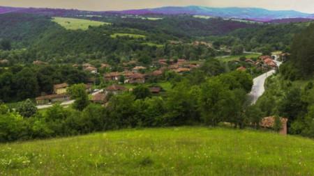 Stevrek köyü.