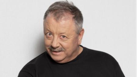 Актьорът Красимир Ранков