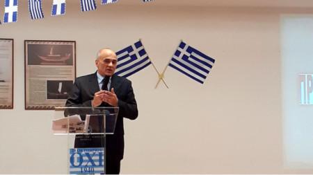 Δημήτριος Χρονόπουλος