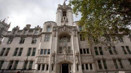 Върховен съд на Обединеното кралство