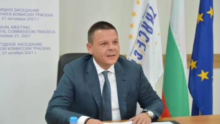 Министърът на транспорта Христо Алексиев