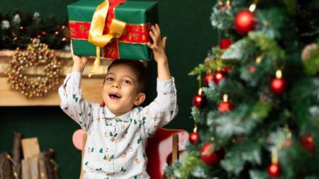 Четиригодишният Виктор от Пловдив