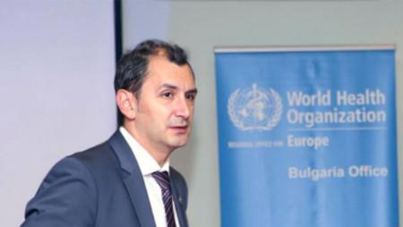 Associate Professor Mihail Okoliyski