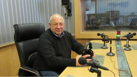 Петър Калчев, директор на Регионалния исторически музей в Стара Загора