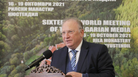 Bakan Svetlan Stoev